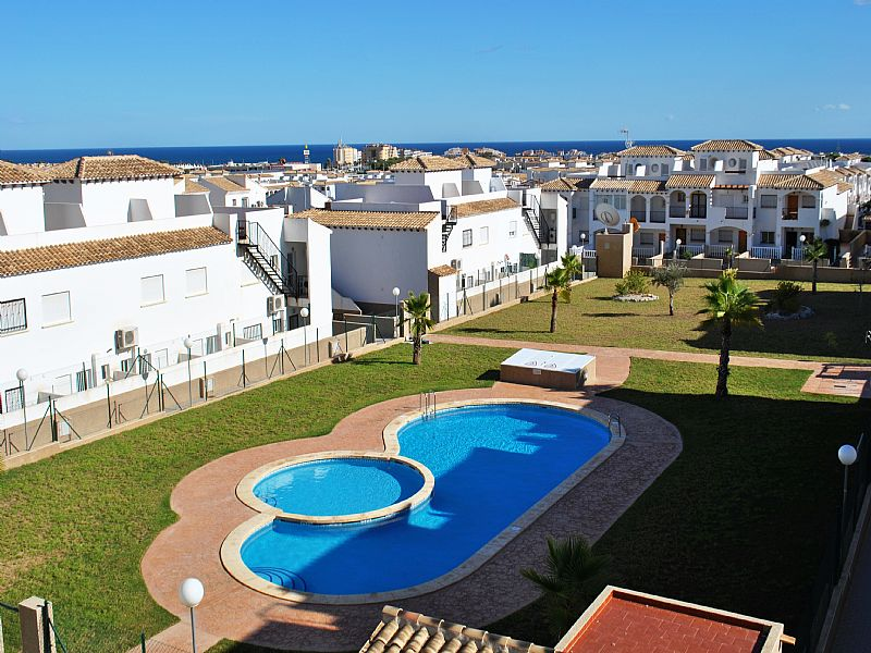 Apartment in Spain, Orihuela - Torrevieja: Swimming Pool