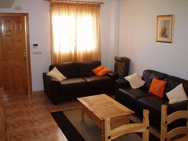 House in Spain, Orihuela - Torrevieja: Living Room