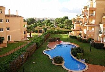 Apartment in Spain, Cala Millor: swimming pool