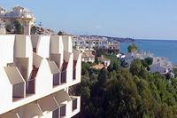 3 bed apartment Costa del sol with amazing sea views