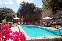 Villa in Spain, Valldemossa: swimming pool