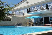 Villa in Turkey, Cesme: Front of Villa day time
