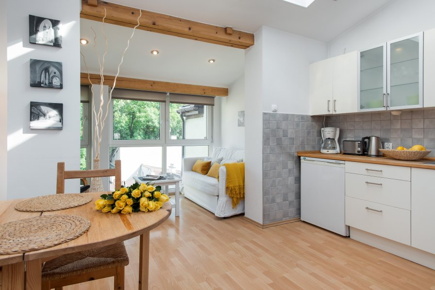 Studio apartment in Poland, Malopolskie