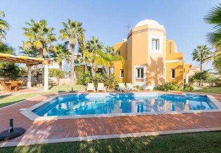 Villa in Tavagueira, Algarve
