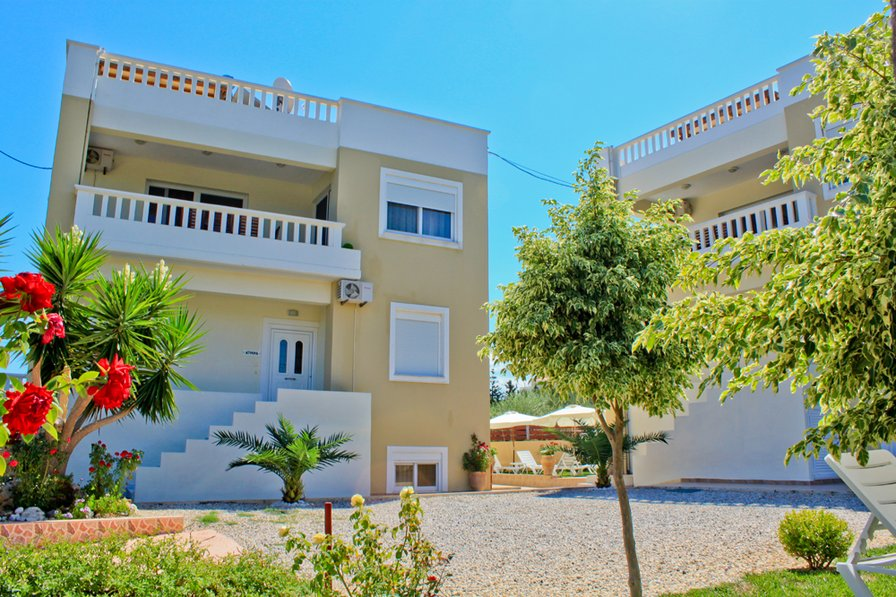 Villa in Greece, Maleme