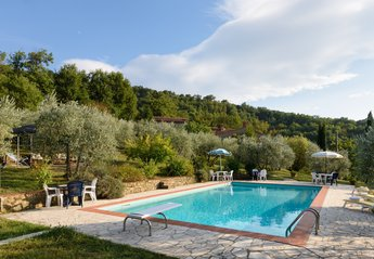 2 bedroom Cottage for rent in Castiglion Fiorentino