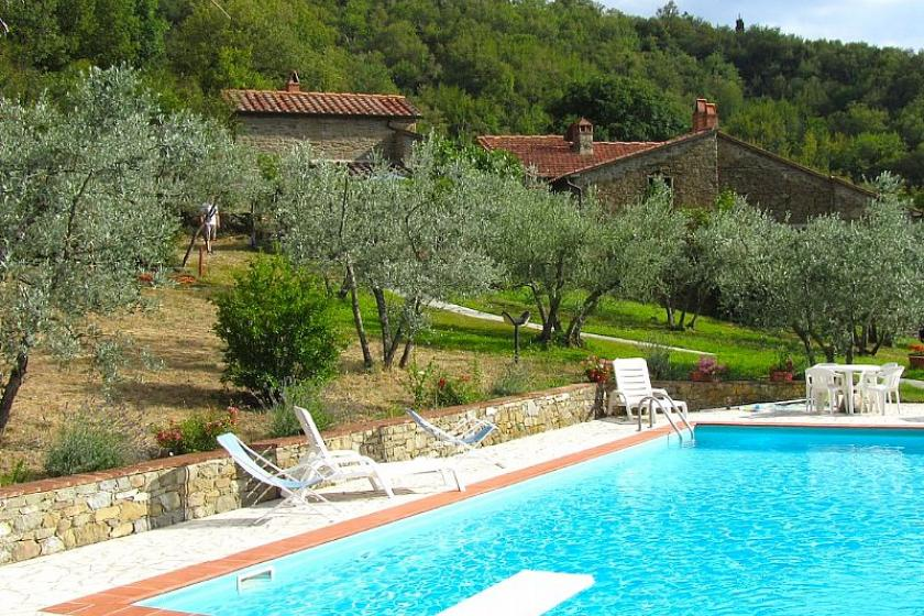 Il Borgo Tranquilitta - 'Cande' Cottage for 2-4 guests