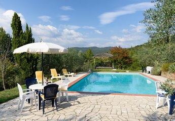 3 bedroom Cottage for rent in Castiglion Fiorentino