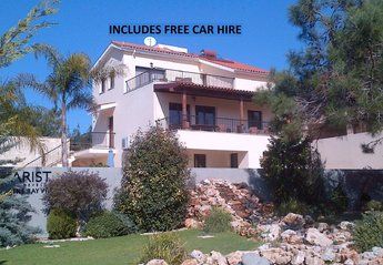 5 bedroom Villa for rent in Pissouri