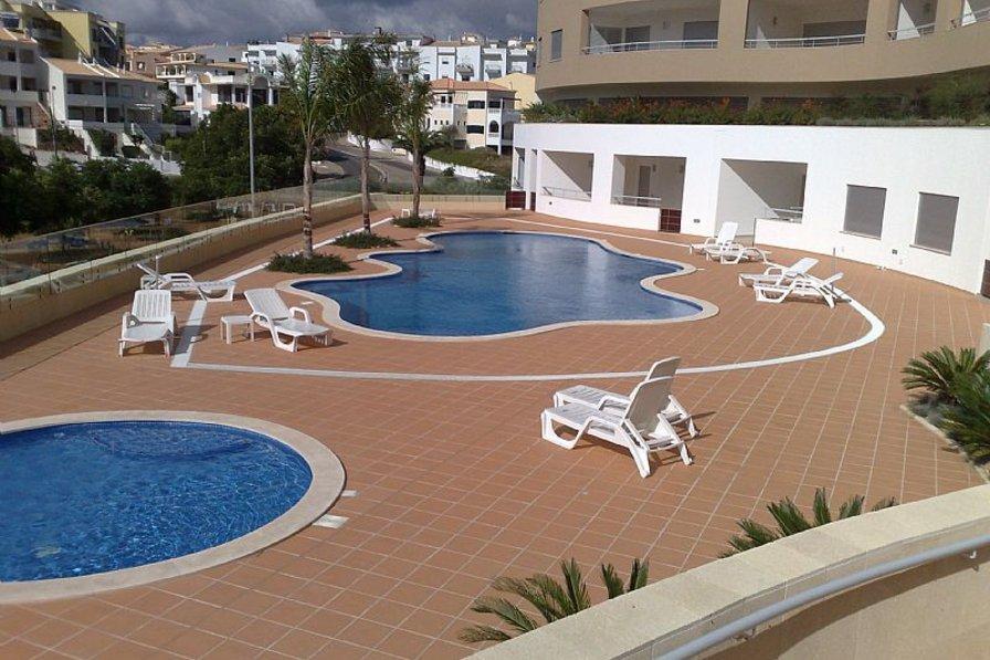 Apartment in Portugal, Săo Sebastiăo (Lagos): Swimming Pool  Area