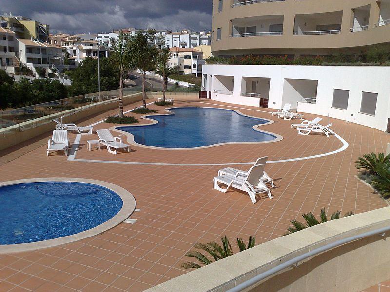 Apartment in Portugal, Lagos centre: Swimming Pool  Area