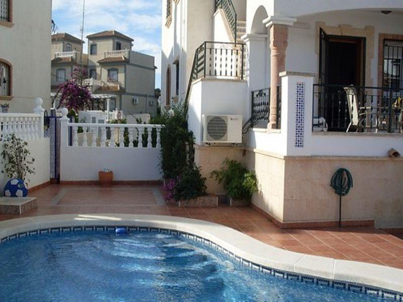Apartment in Spain, Villamartín: Private pool