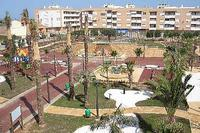 Apartment in Spain, Los Montesinos: Over looking the beautiful park in Los Montesinos