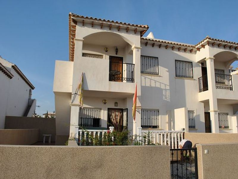 Apartment in Spain, La Cinuelica: Front View