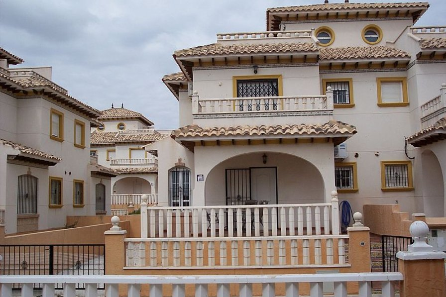 House in Spain, La Cuerda y Lomas de Cabo Roig: Front View