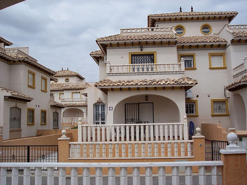 House in Spain, Playa Golf lll: Front View