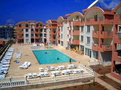 Apartment in Turkey, Third beach area: pool