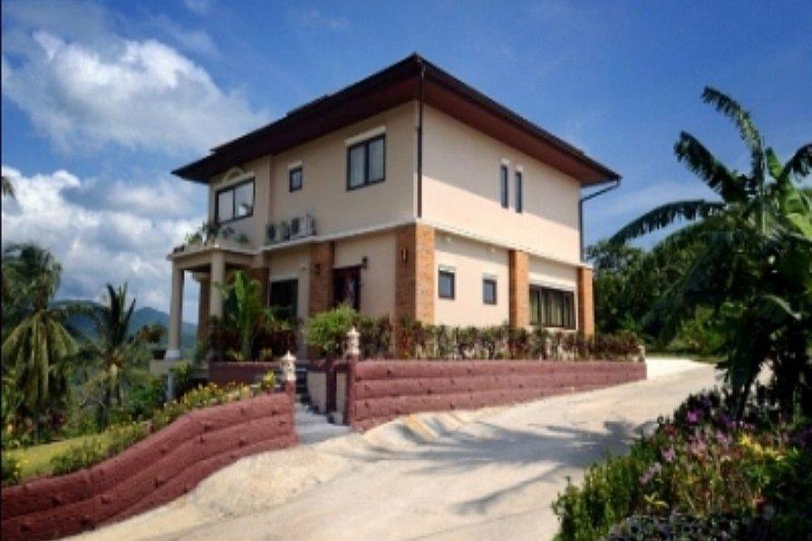 Luxury villa for rent in Thong Nai Pan, Koh Phangan (Villa C)