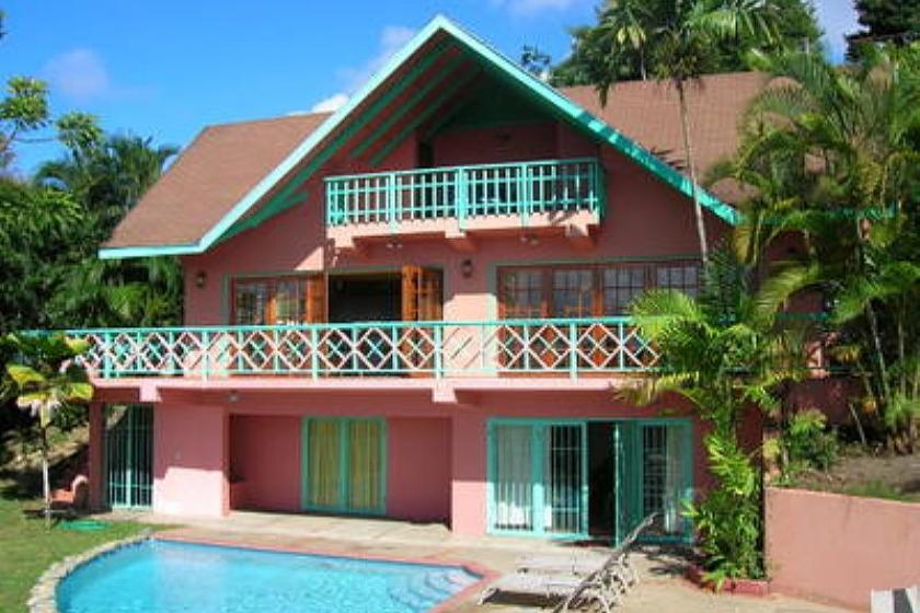 Villa To Rent In Black Rock Westcoast Trinidad And Tobago