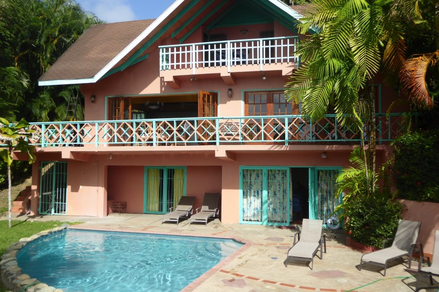 Villa in Trinidad and Tobago, Black-Rock westcoast