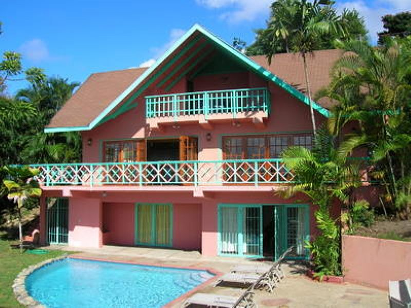 Villa in Trinidad and Tobago, Black-Rock westcoast: Villa LaHay