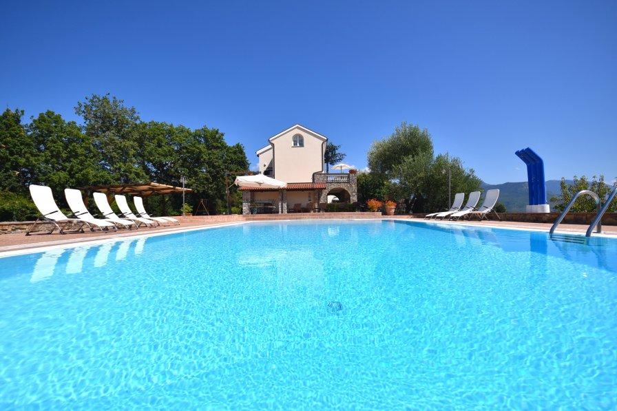 Villa in Italy, Vibonati