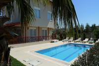 Villa in Turkey, Belek: Villa pool with large pool deck accessed from Lounge. Very private.