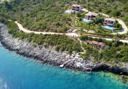 Villa in Lefkas, Greece