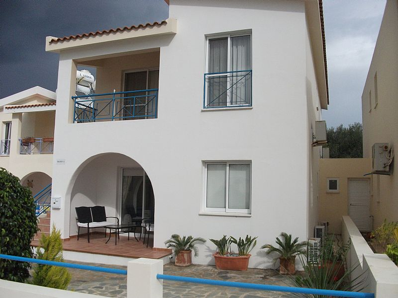 Apartment in Cyprus, Polis Chrysochous: very spacious ground floor apartment