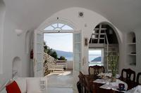 Villa in Greece, Oia: interior