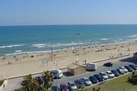 Apartment in Spain, Guardamar del Segura: The beautiful beach 14 kms long of golden sand