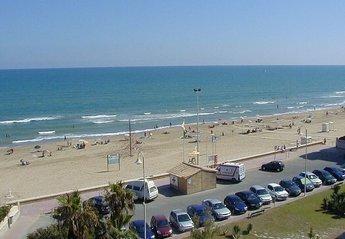 Apartment in Spain, Guardamar del Segura: The beautiful beach 14 kms long of golden sand