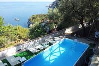 Apartment in Italy, Sorrento: Casa Papoly A, with shared swimming pool and San Montano beach holiday