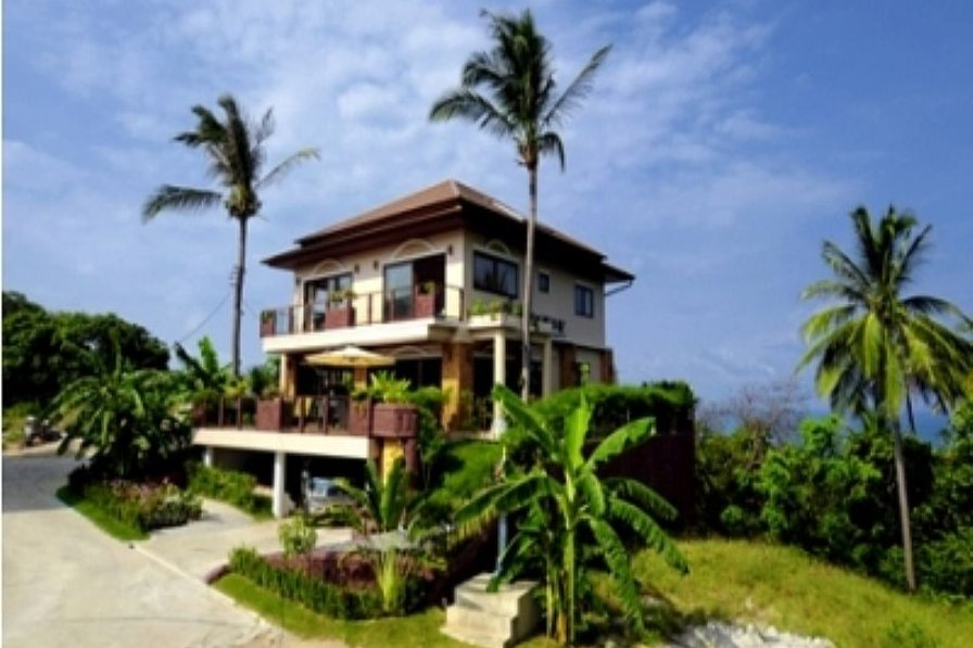 Luxury villa for rent in Thong Nai Pan, Koh Phangan (Villa B )