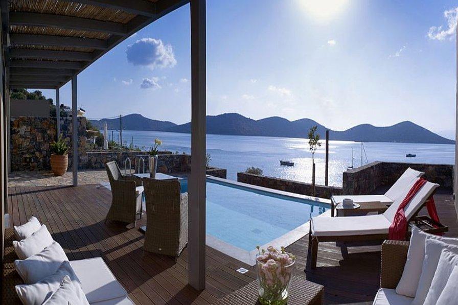 Villa in Greece, Elounda