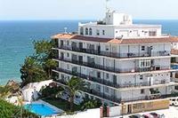 Apartment in Spain, Nerja: The Rocamar building,  a short stroll to the famous Balcon de Europa