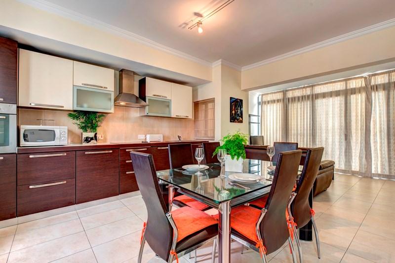 Penthouse apartment in Malta, Msida