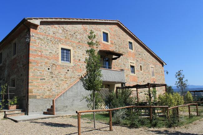 Farm house in Italy, Pergine
