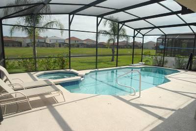 Villa in USA, Liberty Village: Pool