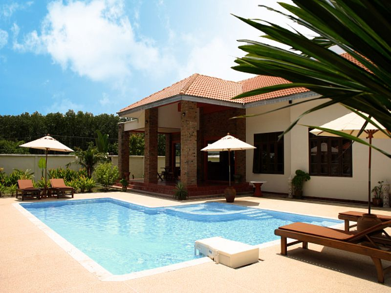 Villa in Thailand, Ao Nang: Baan Oriental Luxury Private Pool Villa in Ao Nang, Krabi, Thailand