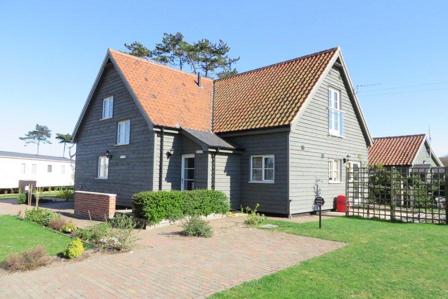 Apartment in United Kingdom, Suffolk