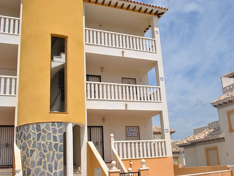 Apartment in Spain, Playa Golf: Front