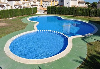 Villa in Spain, Playa Golf: Swimming Pool