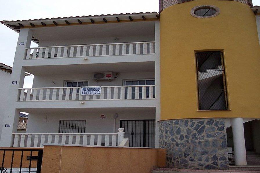 Apartment in Spain, La Cuerda y Lomas de Cabo Roig: Front