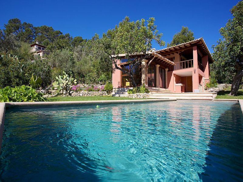 Villa in Spain, Pollensa: private pool