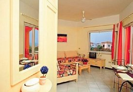 Lovely Apartment Overlooking The Costa Paradiso For 2 - 4 Guests