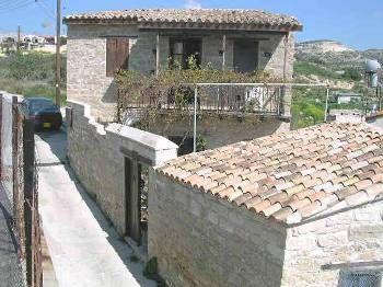 House in Cyprus, Psematismenos: Meli House