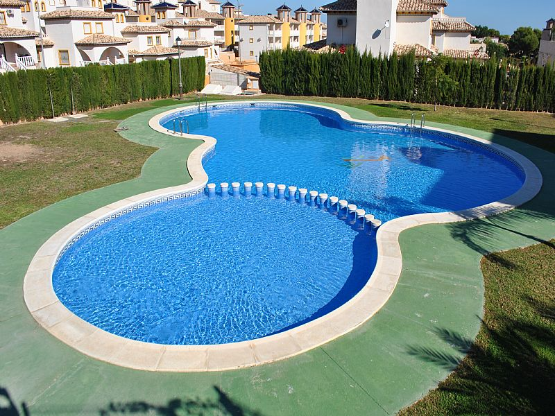 Apartment in Spain, Playa Golf: Swimming Pool