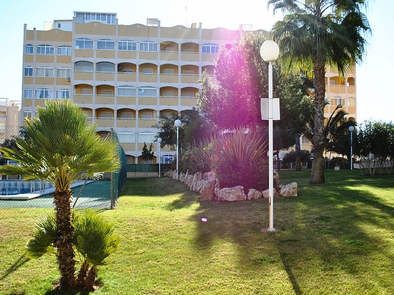 Apartment in Spain, Cabo Cervera-Playa La Mata: Front View