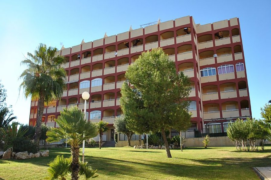 Apartment in Spain, Cabo Cervera-Playa La Mata: Apartment Building